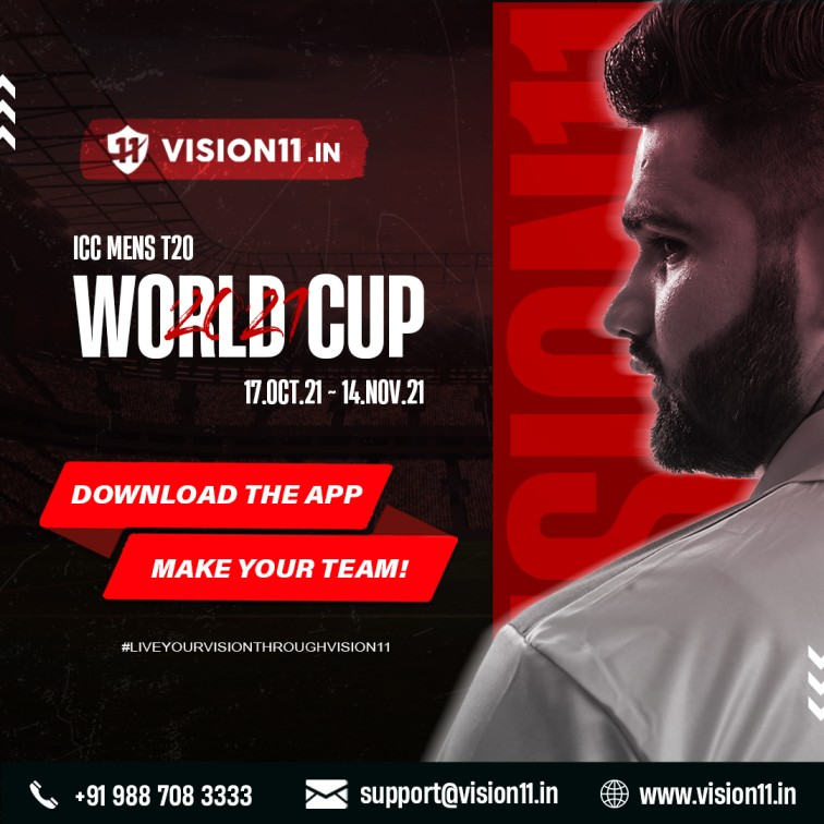 World Cup with Vision 11