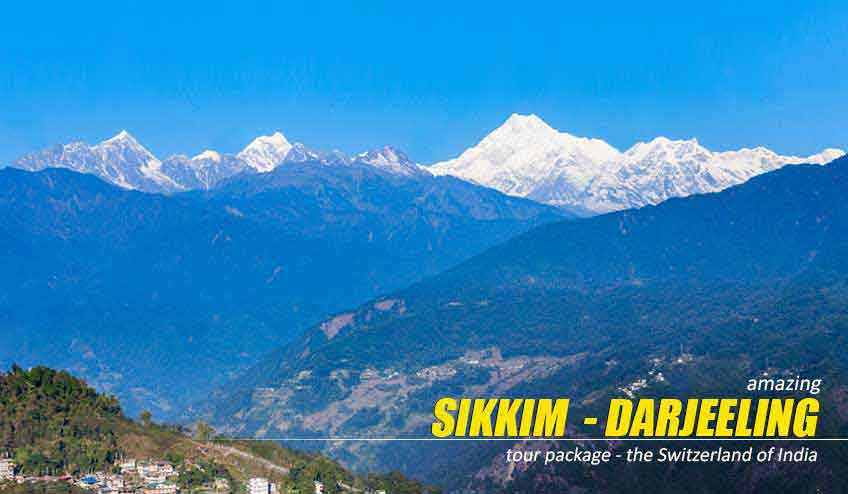 Amazing Sikkim Darjeeling Tour Package with Pelling from NatureWings