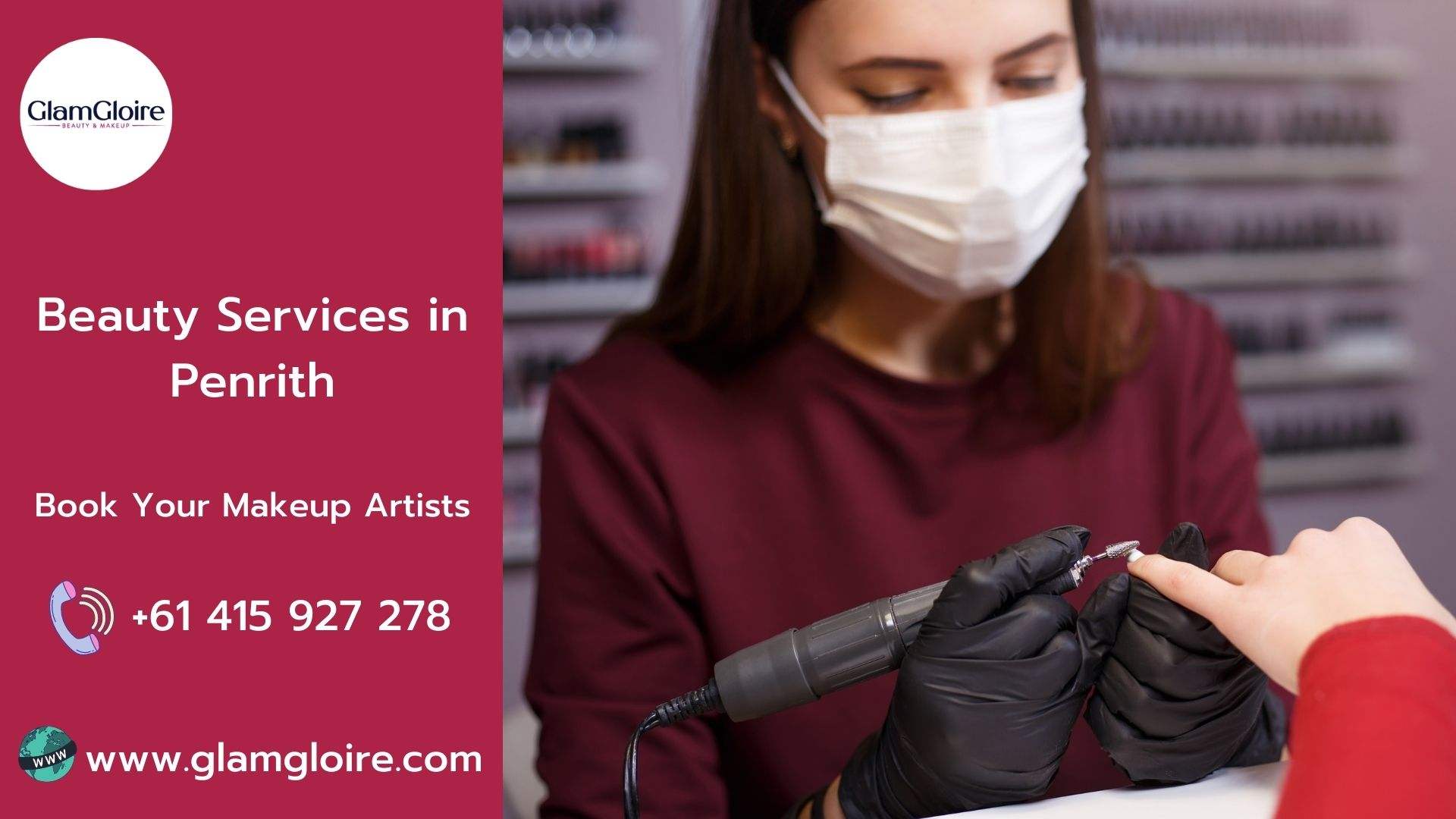 Beauty Services in Penrith GlamGloire