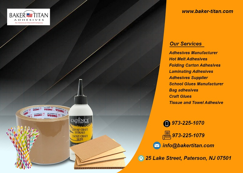 Best Supplier Of Adhesives In New Jersey Baker Titan