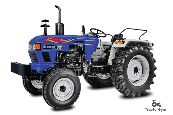 Eicher 551 Features in India 2021 Tractorgyan