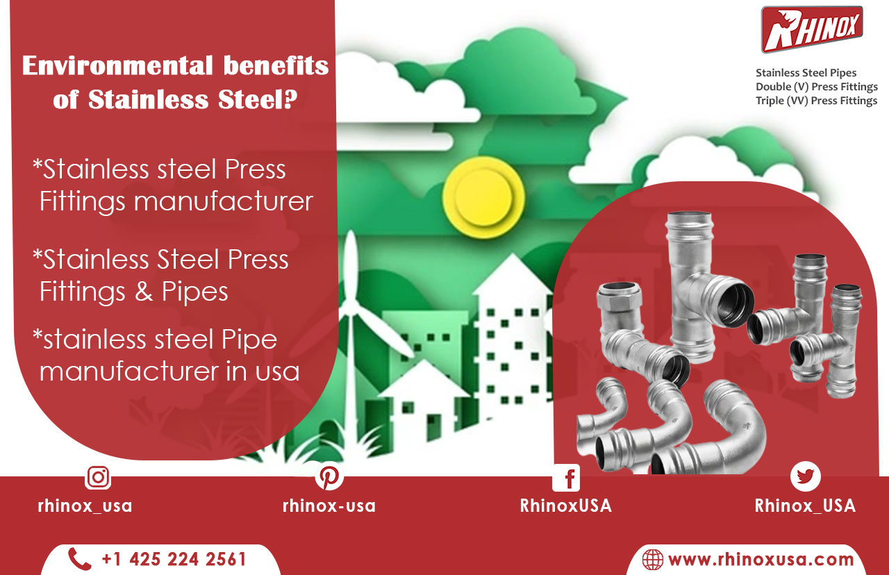 Environmental benefits of Stainless Steel?