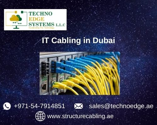 Get IT Cabling Services at Affordable Prices in Dubai
