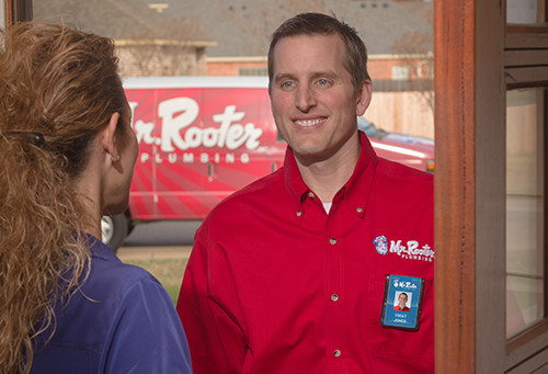 Get the best service from the plumber in Cortland OH Mr. Rooter Plumbing o...