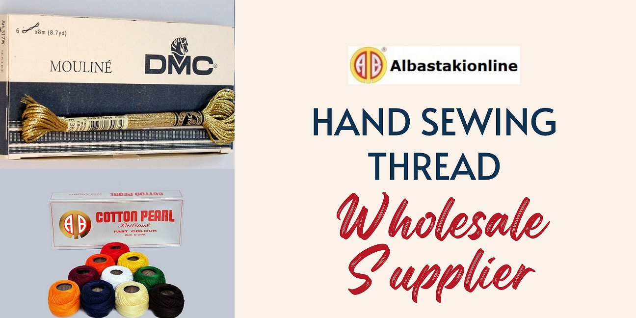 Hand Sewing Thread Wholesale Supplier
