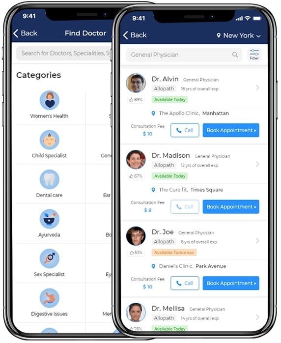 Launch A Zocdoc Clone And Connect Doctors With Patients