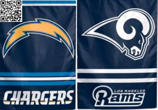 Los Angeles Chargers Los Angeles Rams Fans