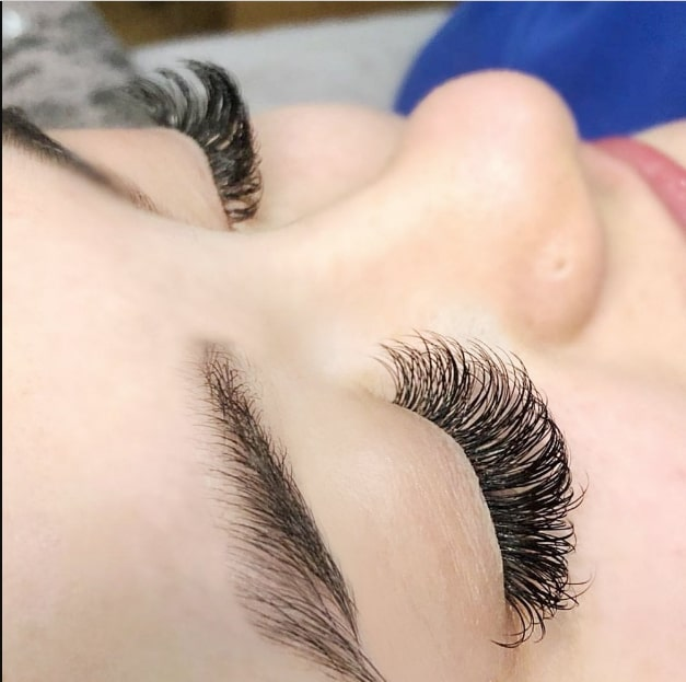 Offering Industry Best Lash Services At Our Salon
