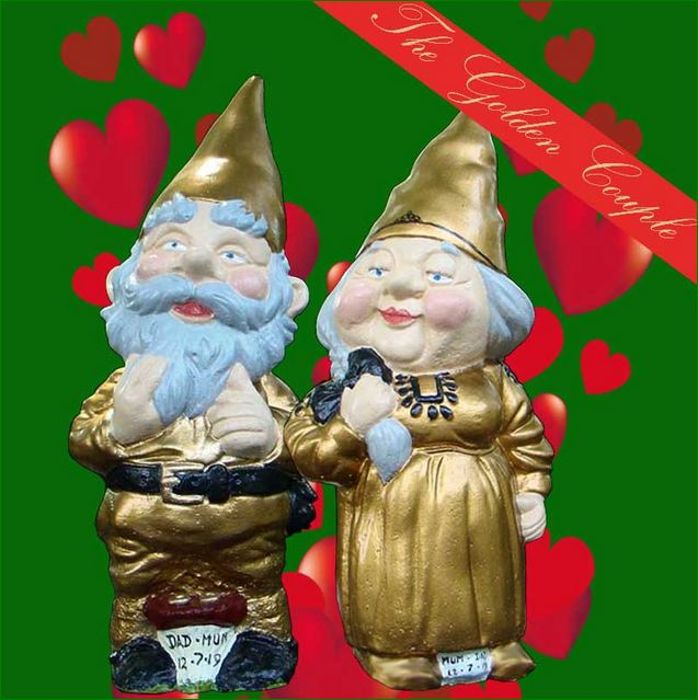 Pixielands Wedding Gnomes A Perfect Gift for a Special Couple