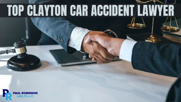 Top Clayton Car Accident Lawyer