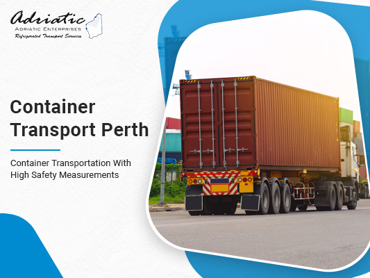 We Provide Satisfactory Services For Container Transport